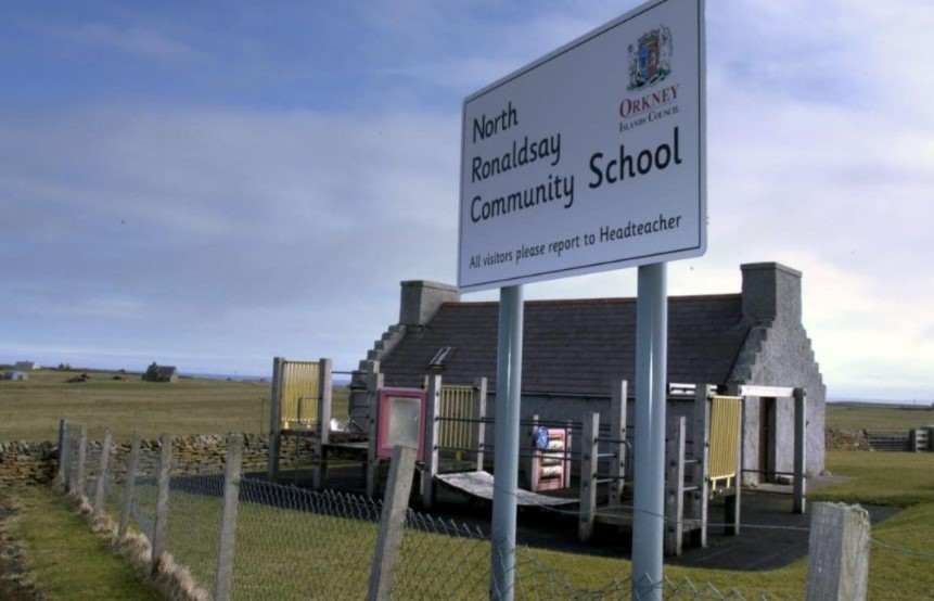 Home Education in Scottish Islands